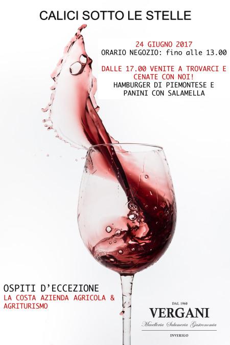 CALICI SOTTO LE STELLE 2017 | Cremnago 24.06.2017